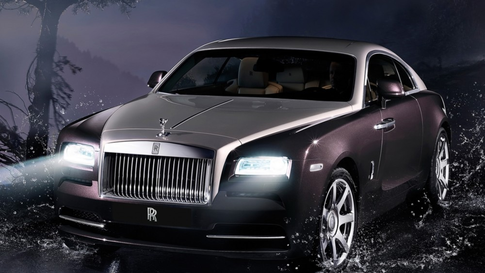 Rolls Royace Wallpaper, Car Wallpaper