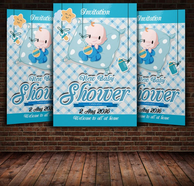 cute-baby-shower-invitation-template