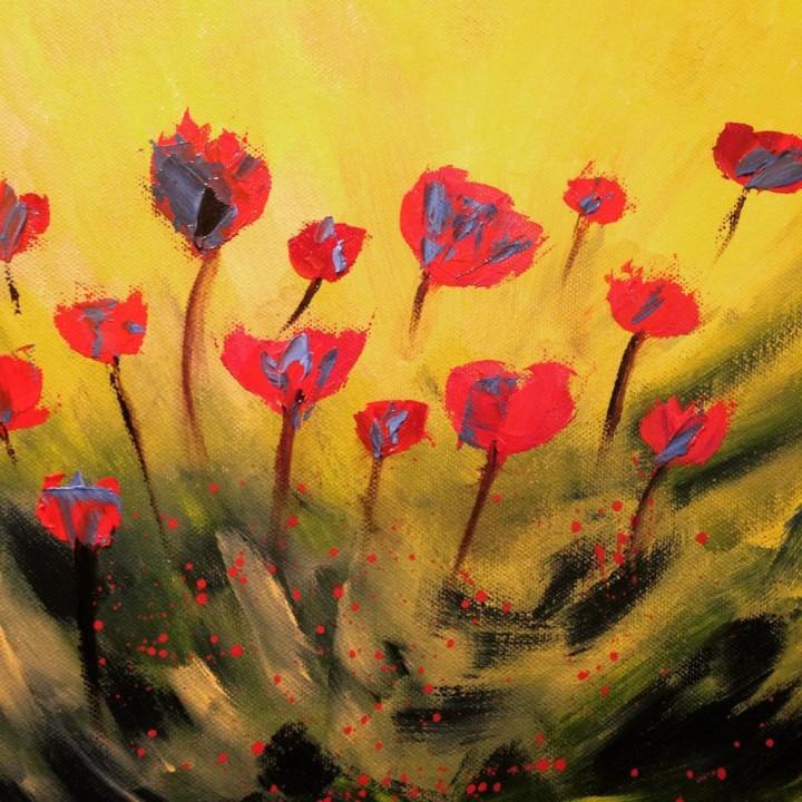 Acrylic Oil Painting