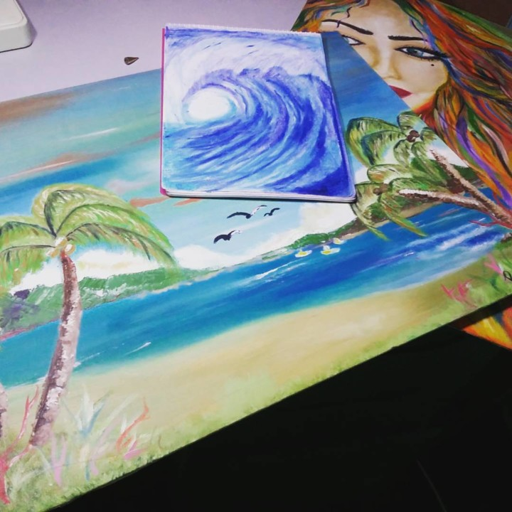 Creative Oil Painting