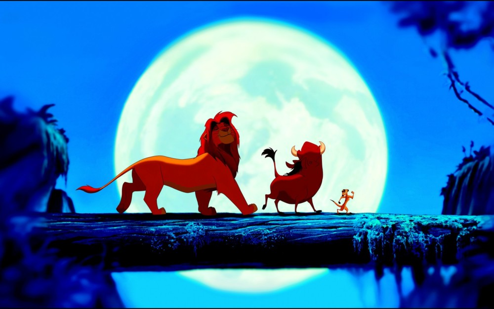 Lion King Movie Background Wallpaper