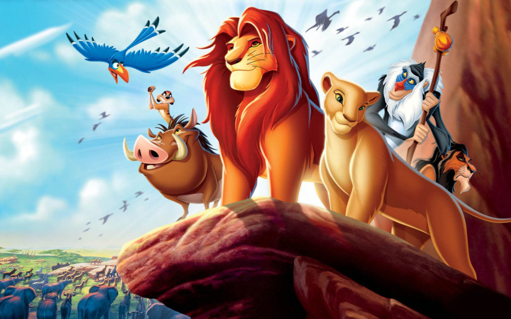 Lion King Movie Wallpaper