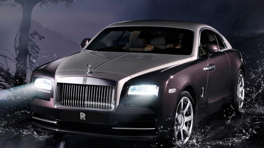 Rolls Royace Wallpaper, Car Wallpaper