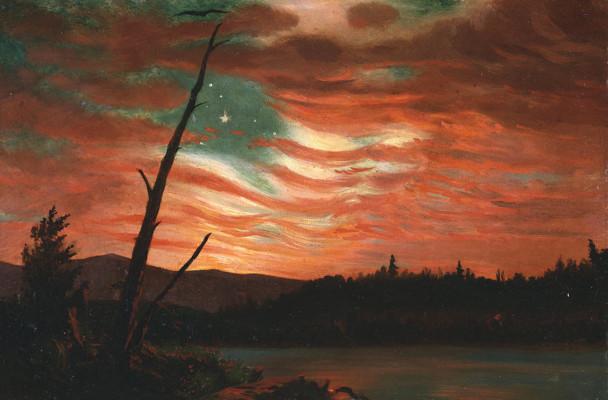 Sky Illusion Painting