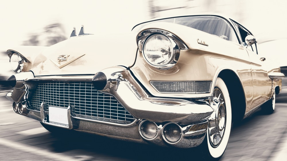 Vintage Car Wallpaper, Car Background