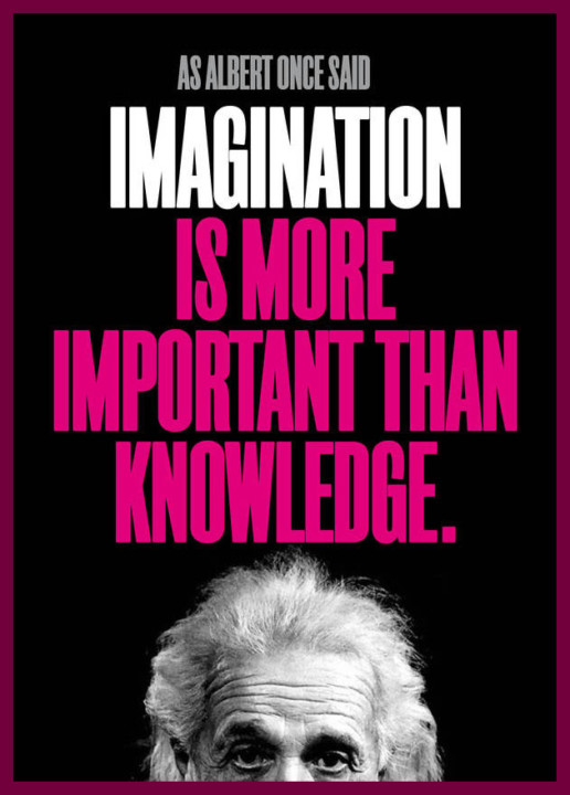 amazing inspirational-posters by albert einstein quotes