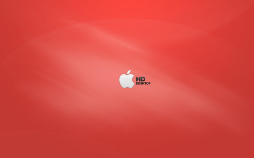 apple_hd_red-ios-hd-wallpapers