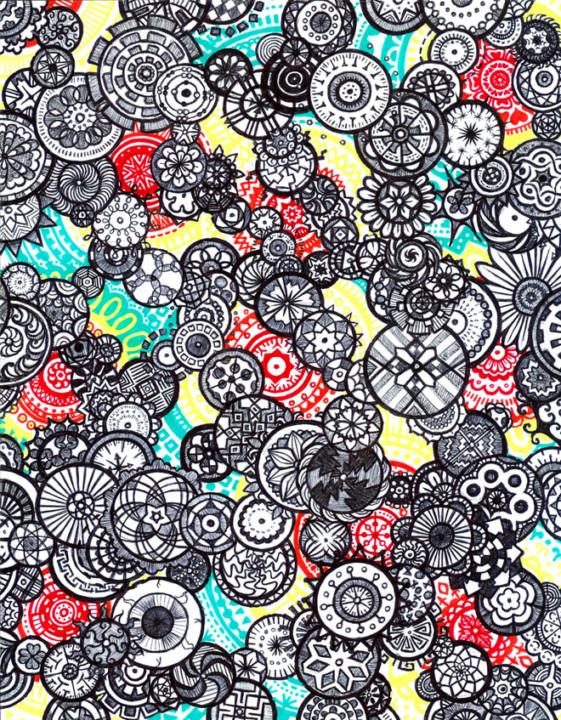 doodle-art-michelle-11-best-wallpapers