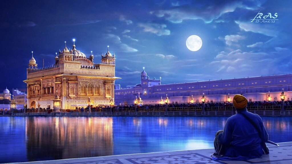 golden_temple_amritsar_punjab_india-agra_fort_india-Incredible India-best-indian-wallpapers