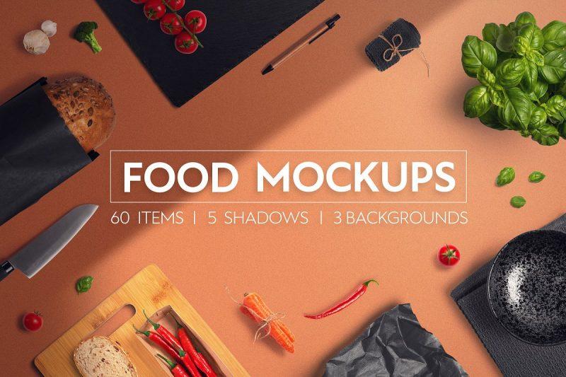 Best Food and Restaurant Mockups