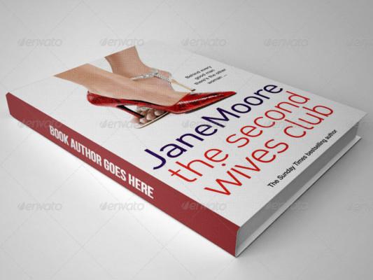 Book Mockup Templates