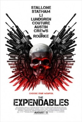 Expendables-Movie-Poster-guns knifs skull best movie poster