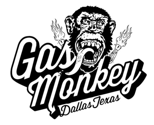 Gas Monkey Logo Design