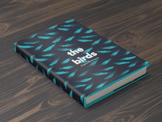 Hardback Book Cover Mockup