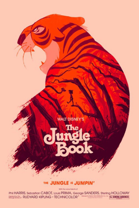 Jungle-Book-great-movie-posters red tiger