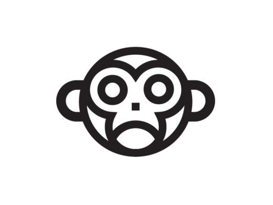 25  amusing monkey logo designs  ideas  inspiration