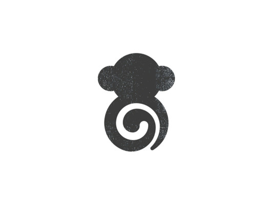 Monkey Logo for Branding