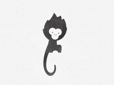 Monkey Logo illustration