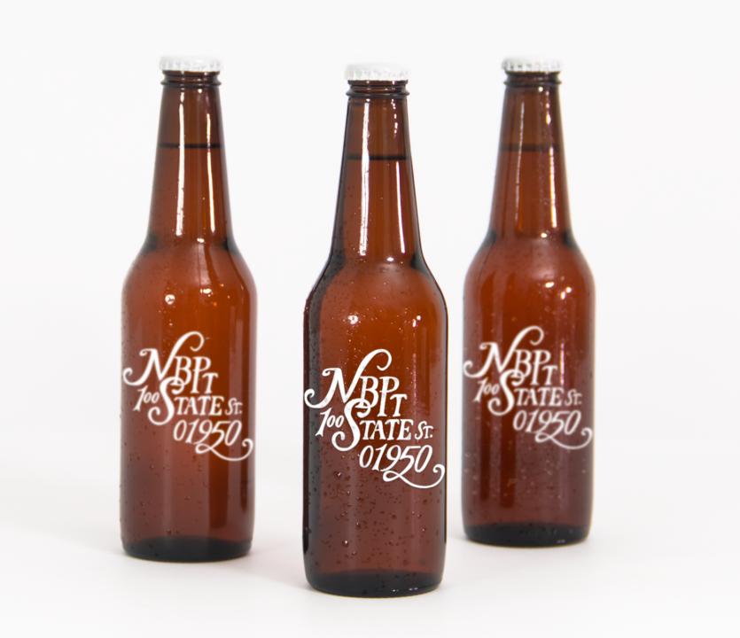 PSD Beer Bottle Mockup