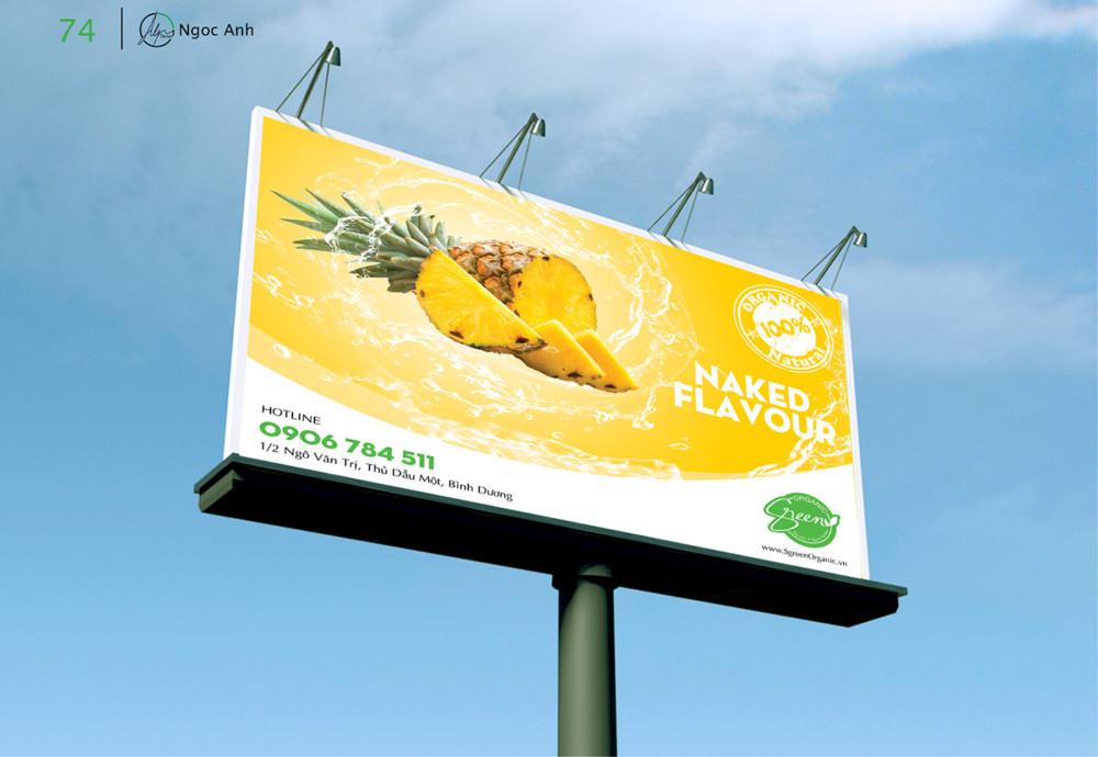 PSD Billboard Mockup