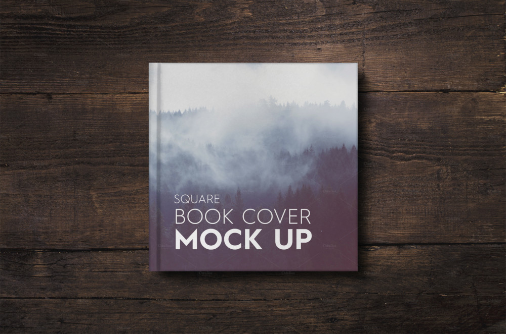 Modern Book Cover Inspiration ~ Book cover mockup designs for inspiration graphic cloud