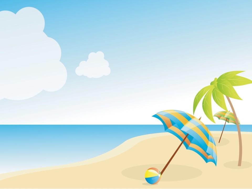 Summer Background Image
