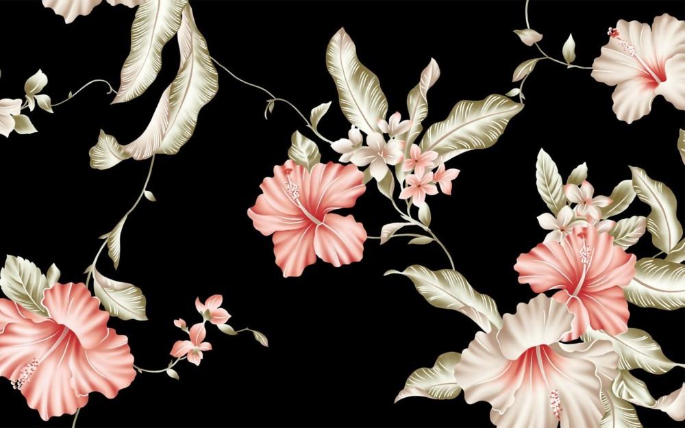 Vintage Flower Wallpapers