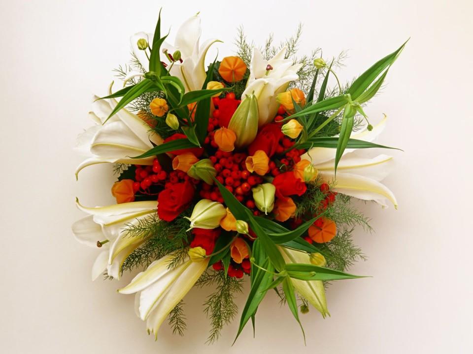 Wedding Flower Backgrounds