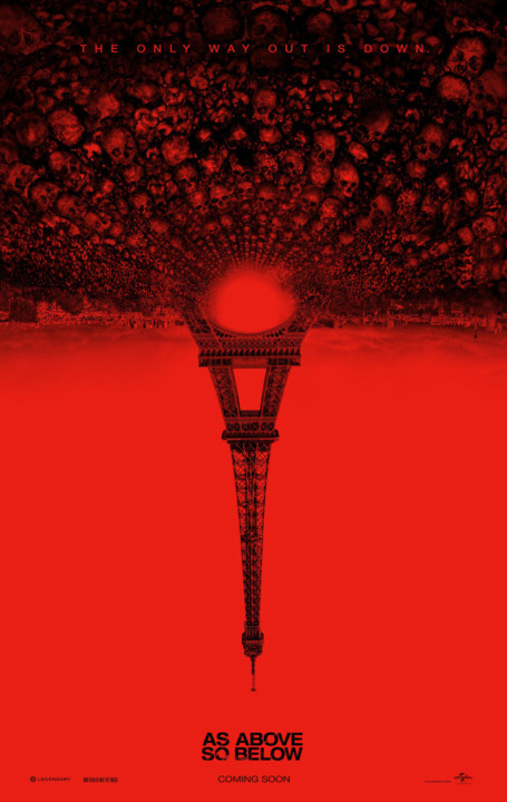 as-above-so-below-poster red paris best movie poster