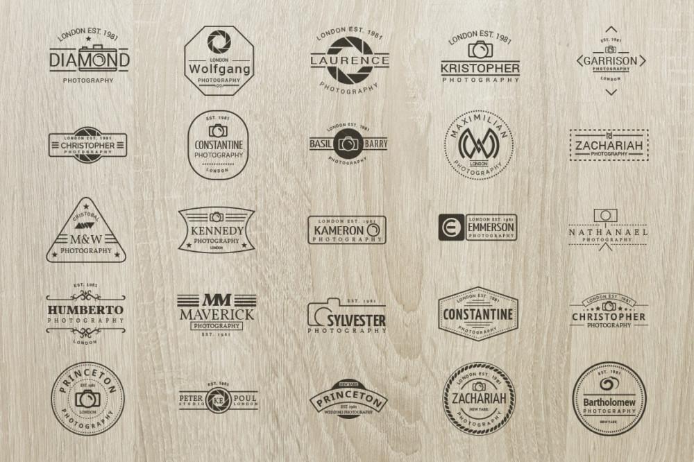 design, photographer logo, badge, photography badge, photography logo, logo designs, photography logo design, logo template, branding, corporate identity, photographer, photography, photographer badge