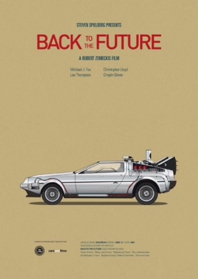 back to futuer best movie poster