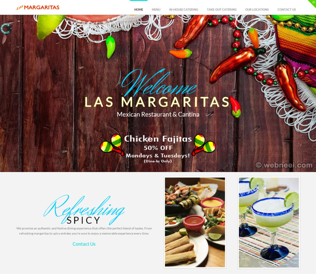 beautiful-website-design-lasmargaritasphilly website graphics design company 2
