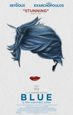 blue best movie posters