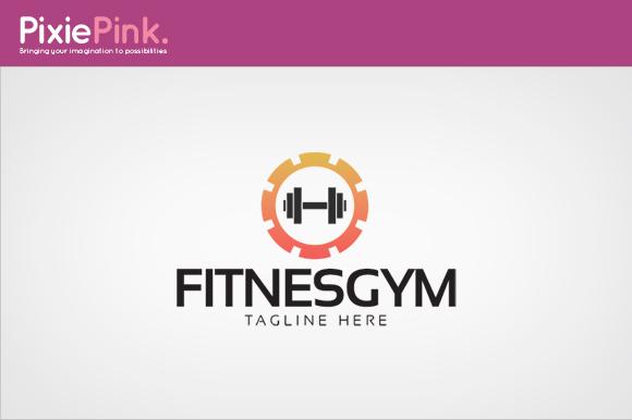 cmyk nice fine object best logo gym logo fitness logo