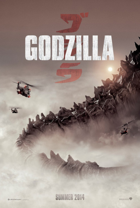 godzilla-poster best movie poster