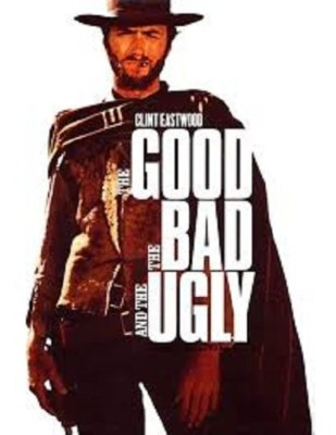 good the bad and the ugly best movie posters