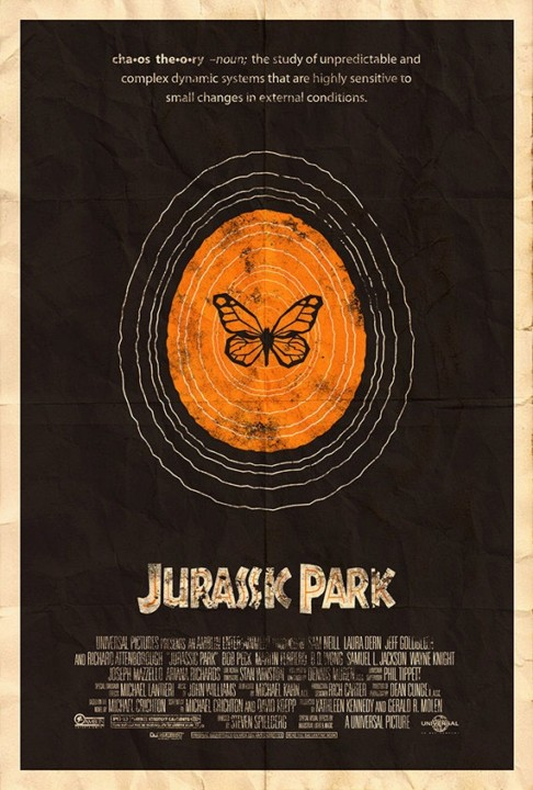 jurassic park best movie posters