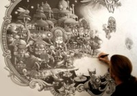Pencil Artist Pencil Portraits Drawing Sketch Drawings Portraits Charcoal Drawing