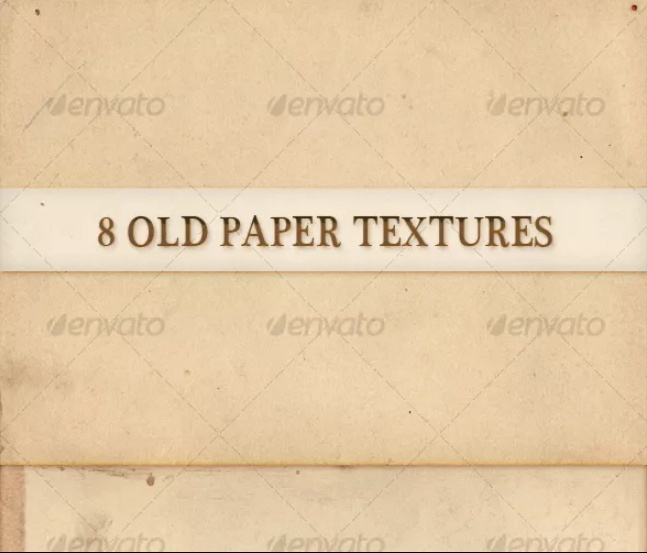 Brown Paper Texture Design