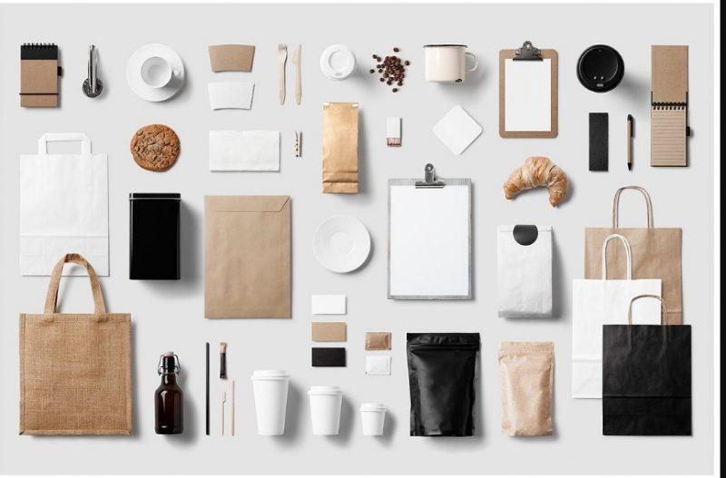 Coffee Branding PSD Template