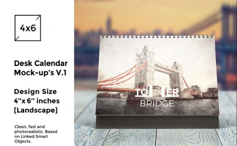 """<p>30+ Calendar Mockup PSD Design Templates.</p> <p>If you are working on calendar branding and searching for a suitable calendar mockup then you are right place. Place your design on these psd mock-ups to check your design. Present your design on these photo realistic mockup templates to impress your clients. You can easily edit the design on these calendar mock-up psd by using smart objects feature.</p> <p>There are many different kinds of calendar mock-up designs like wall calendar, desk calendar, desktop calendar and spiral calendar mockups. Place your design on those mockups that suits your project . Calendars are also used for corporate branding and business identity branding mocku-up. These mockup templates give a realistic look to your design you can see how your design looks in the real environment.</p> <ul> <li><a href=""""https://graphiccloud.net/banner-mockup-psd-templates/"""" target=""""_blank"""" rel=""""noopener"""">Banner Mockup PSD</a></li> <li><a href=""""https://graphiccloud.net/branding-mockup-design-templates/"""" target=""""_blank"""" rel=""""noopener"""">Branding Mockup PSD</a></li> <li><a href=""""https://graphiccloud.net/30-greeting-card-mockup-design-template-designers/"""" target=""""_blank"""" rel=""""noopener"""">Greeting Card Mockup PSD</a></li> </ul> <p>Below are some of the best calendar mockups for your next project.</p> <h2>Desk Calendar Mockup - $5</h2> <p></p> <p>This mockup is easily editable by using smart objects feature. With this mockup you get calendar in four different view to customize the mock-up. The shadows and reflections shown in this mockup are separate layers. This mockup is best suitable for corporate branding.</p> <p></p> <h2>Desk Calendar Mockup PSD - $6</h2> <p><img class=""""alignnone size-full wp-image-10516"""" src=""""http://s3.amazonaws.com/graphiccloud/wp-content/uploads/2016/06/30163653/Desk-Calendar-Mockup-PSD-1.jpg"""" alt=""""Desk Calendar Mockup PSD"""" width=""""900"""" height=""""600"""" /></p> <p>With this mockup you get four psd files of different angles. This high resolution mo"""