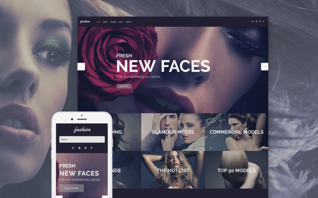 Fashion Spot WP Template