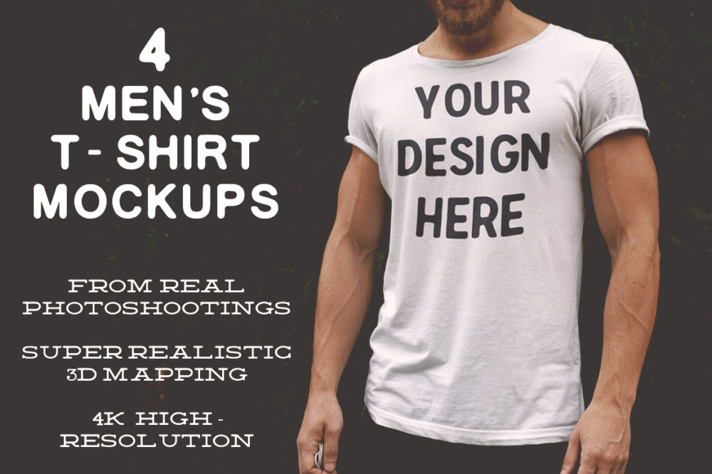 T Shirt Mockup11