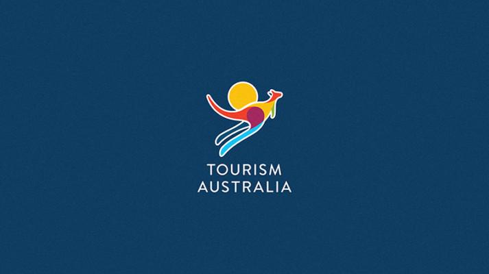 Australian Tourism Logo Design