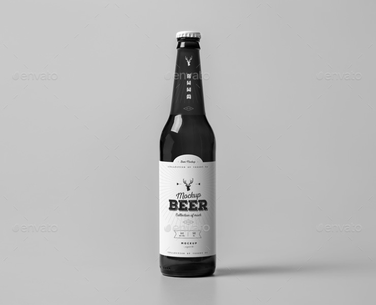 Beer-Mock-up-amazing bottle mock-up
