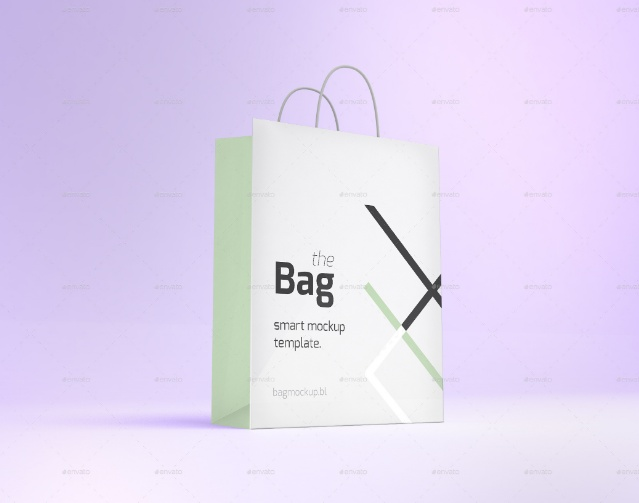 Best Bag Mockup