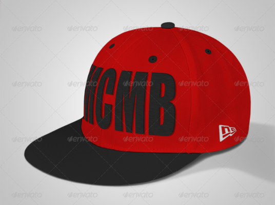 Best Selling Cap Mockup PSD Template