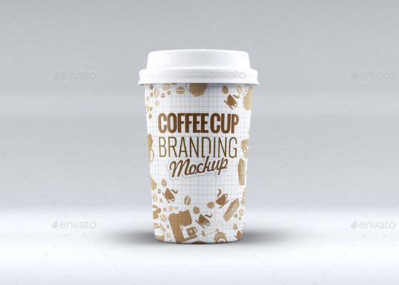 Coffee Cup Mockup for Branding