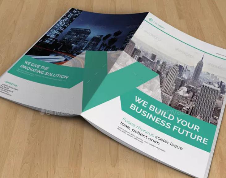 Corporate Proposal Brochure