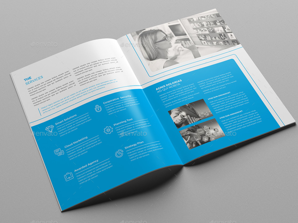 Creative Business Brochure Template